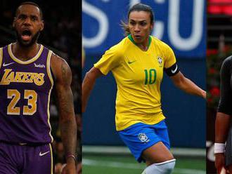 Lionel Messi, LeBron James and Serena Williams: The careers we wish would never end