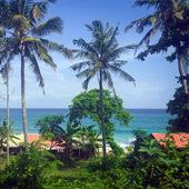 Měsíc na Bali: Vánoce v Padangbai