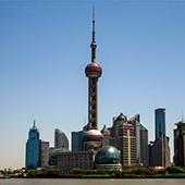 Cestování po Šanghaji: Bund a Shanghai Tower