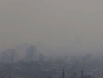 Mexická vláda pre zlú kvalitu ovzdušia zrušila vyučovanie v hlavnom meste