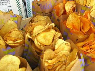 Zeleninové chipsy jsou nezdravé skoro stejně jako bramborové