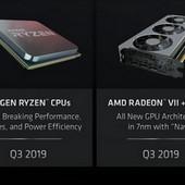 AMD potvrzuje, Ryzen 3000 a Navi přijdou ve 3. kvartálu, ale nový Threadripper ne