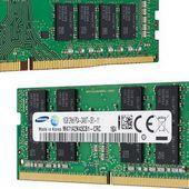 Samsung si už zkušebně vyrábí 32Gb paměti DDR4 pro PC