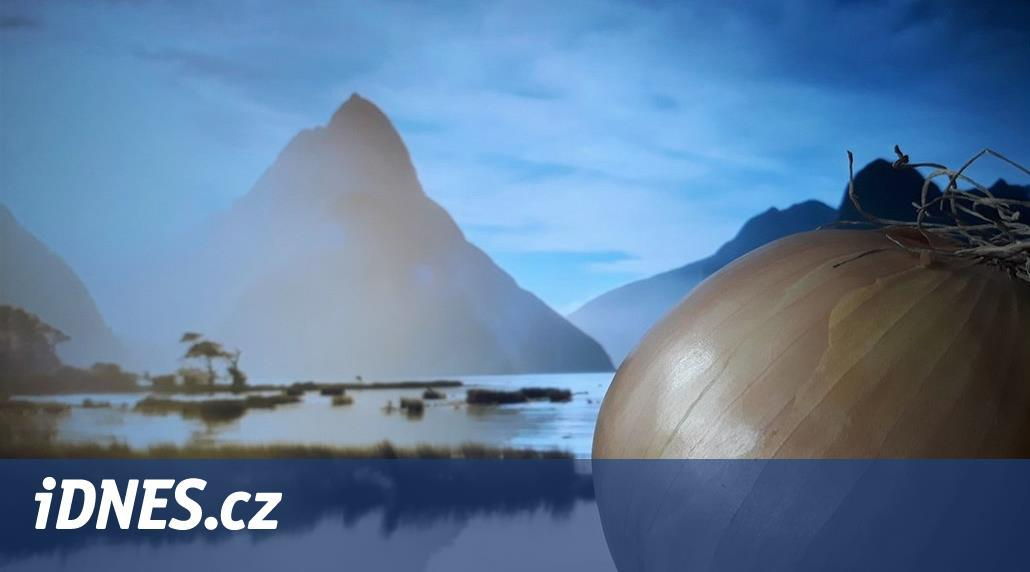 Cibule z konce světa. České řetězce ji vozí 18 000 km z Nového Zélandu