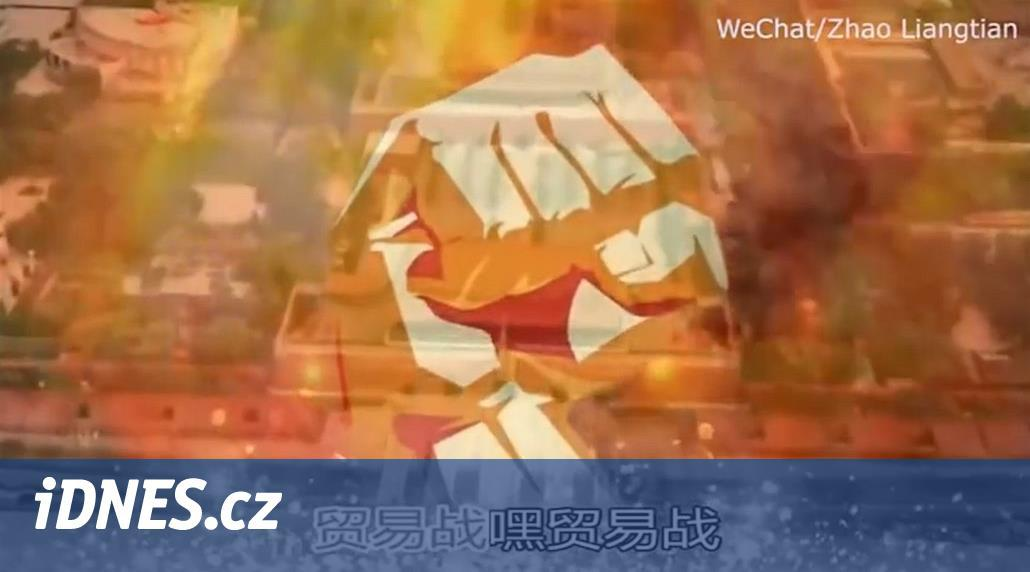 VIDEO: Karaoke jako zbraň propagandy. Číňané oslavují obchodní válku s USA