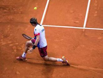 """Kovalík postúpil do osemfinále dvojhry v Heilbronne, trojke """"pavúka"""" uštedril aj """""""