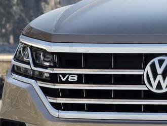 VW začal prodávat nejsilnější diesel v Evropě, lidová není jeho cena ani trochu