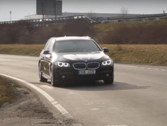Autocentral: Test BMW 530d xDrive  Dálniční žehlička kilometrů