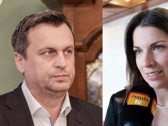 Cséfalvayová po spore s Dankom: Neuvoľním priestor dobrodruhom a extrémistom