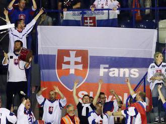 Slováci zabojujú o ZOH doma, na MS 2020 by mali hrať aj s Britmi či Bielorusmi