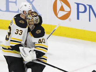 Dominancia Bruins. Chárov Boston je jeden zápas od finále play off