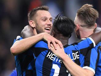 Na poslednú chvíľu. Škriniarov Inter postúpil do Ligy majstrov