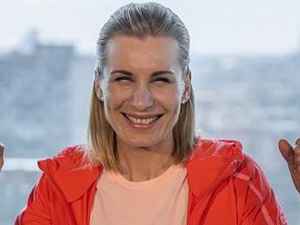 Nasťa Kuzminová: Dcérka bežkuje od roka a pol, chce cvičiť všetko, čo ja