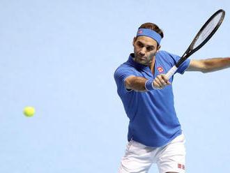 Na antuke po troch rokoch. Federer postúpil v Madride do štvrťfinále