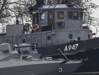 Medzinárodný tribunál: Rusko musí prepustiť ukrajinské lode a námorníkov