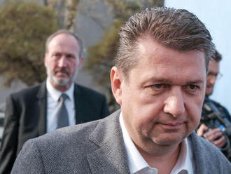 Okresný súd Bratislava I vyhlásil konkurz na Bašternákov majetok