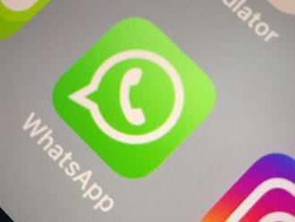 Aplikácia WhatsApp mohla byť použitá na sledovanie