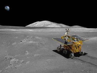 Čínska sonda našla kamene z hlbín Mesiaca
