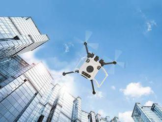 NASA testuje riadenie dronov v mestách