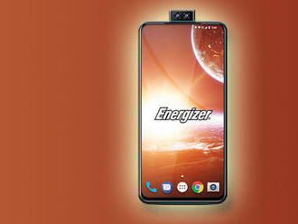 Slabá výdrž mobilu? Energizer predstavil mobil s gigantickou batériou