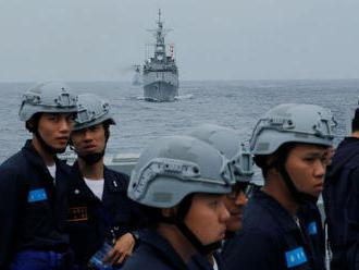 Taiwan uskutočňuje námorné vojenské cvičenie pre prípad čínskej agresie