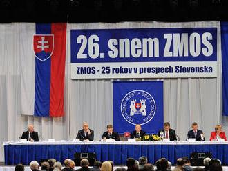 Za nového predsedu ZMOS-u zvolili primátora Liptovského Hrádku Branislava Trégera