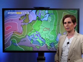 Videopredpoveď: Návrat búrok a krúp!