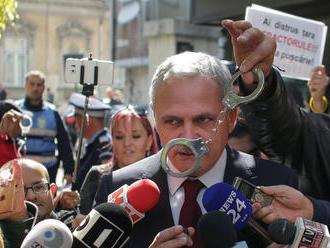 Najvplyvnejší rumunský politik nastúpil na výkon trestu do väzenia