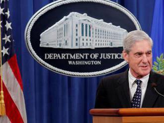 Robert Mueller verejne prehovoril o vyšetrovaní ruského zasahovania do volieb v USA