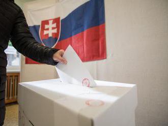 Volebné moratórium sa nezruší, návrh zmien od SaS neprešiel