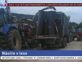 Syn bývalého poslanca údajne zbil lesného robotníka v Ľubici