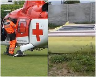 Stavbára na Záhorí zavalila tonová stena, FOTO ratoval ho vrtuľník: Obrovská chyba, potom zázrak