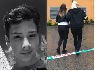 V Žiline po vražde tínedžera vládne strach! Útočník je na úteku, FOTO Tomášova   sestra sa zrútila