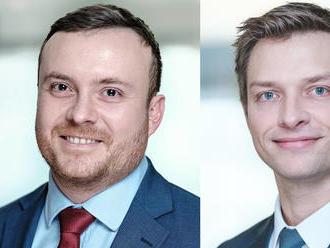 Lukáš Havel a Peter Maysenhölder novými associated partnery v advokátní kanceláři bnt