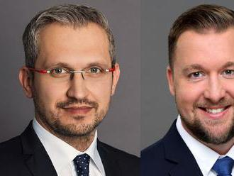 Milan Mašša a Tomáš Míček posílili tým retailu CBRE