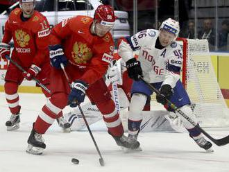 Video: Rusko na MS v hokeji 2019 piatimi gólmi zničilo Nórsko, využilo tri presilovky