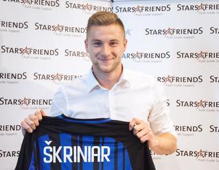 Milan Škriniar a Inter Miláno sa dohodli na predĺžení zmluvy, zarábať bude tri milióny eur ročne