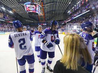 Dobré zápasy aj najviac gólov a bodov, ale Slováci na MS v hokeji opäť nepostúpili do štvrťfinále