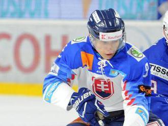 Fehérváry si v zápase proti Dánom uctil lúčiaceho Nagya, na čepeli hokejky mal číslo 27