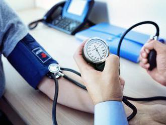 Svetový deň hypertenzie upozorní Slovákov, aby si nechali skontrolovať svoj krvný tlak