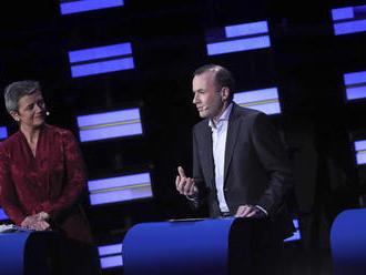 Kandidáti šiestich eurostrán oslovili voličov v spoločnej debate