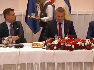 Vláda sa chválila v Trebišove: Menej nezamestnaných, tisícky nových pracovných príležitostí
