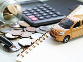 Automobil v jednoduchom účtovníctve v roku 2019