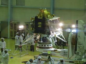 India predstavila sondu, ktorú chce vyslať na Mesiac