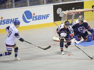 Aktualizované: Slovenskí hokejbalisti hladko zdolali Britov a pripísali si na MS ďalšie body