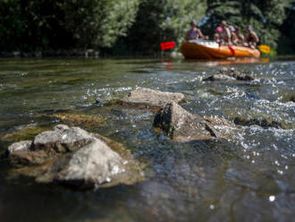 Na řekách v Česku loni utonuli tři lidé, z toho jeden vodák