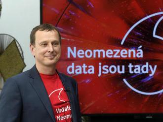 Vodafone nabídne neomezená mobilní data, podmínkou pevné připojení