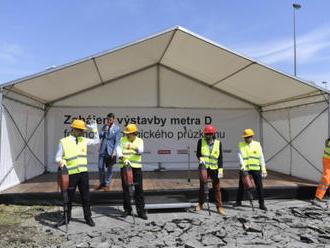 DPP zahájil na Pankráci geologický průzkum pro stavbu metra D