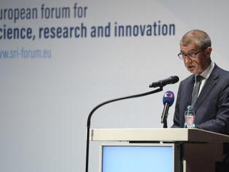 Babiš: Výzkum umělé inteligence je pro české hospodářství klíčový
