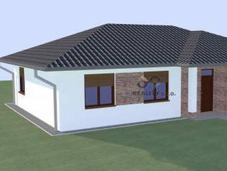 Novostavba 4-izb. rodinného domu SILEO+Plus, pozemok 581 m2, Štvrtok